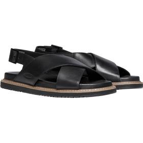 Keen Lana Cross Strap Sandals Women black/black